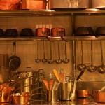 スペインの厨房(作品とは関係ありません)
